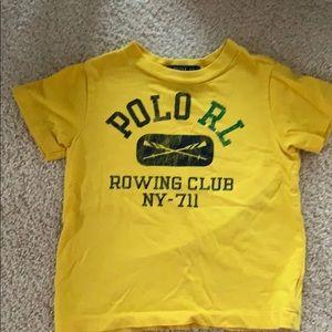Toddler Polo by Ralph Lauren T-Shirt. Size 2T.
